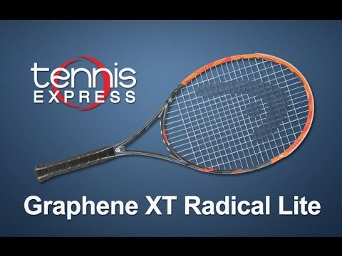 HEAD Graphene XT Radical Lite tennis racket review