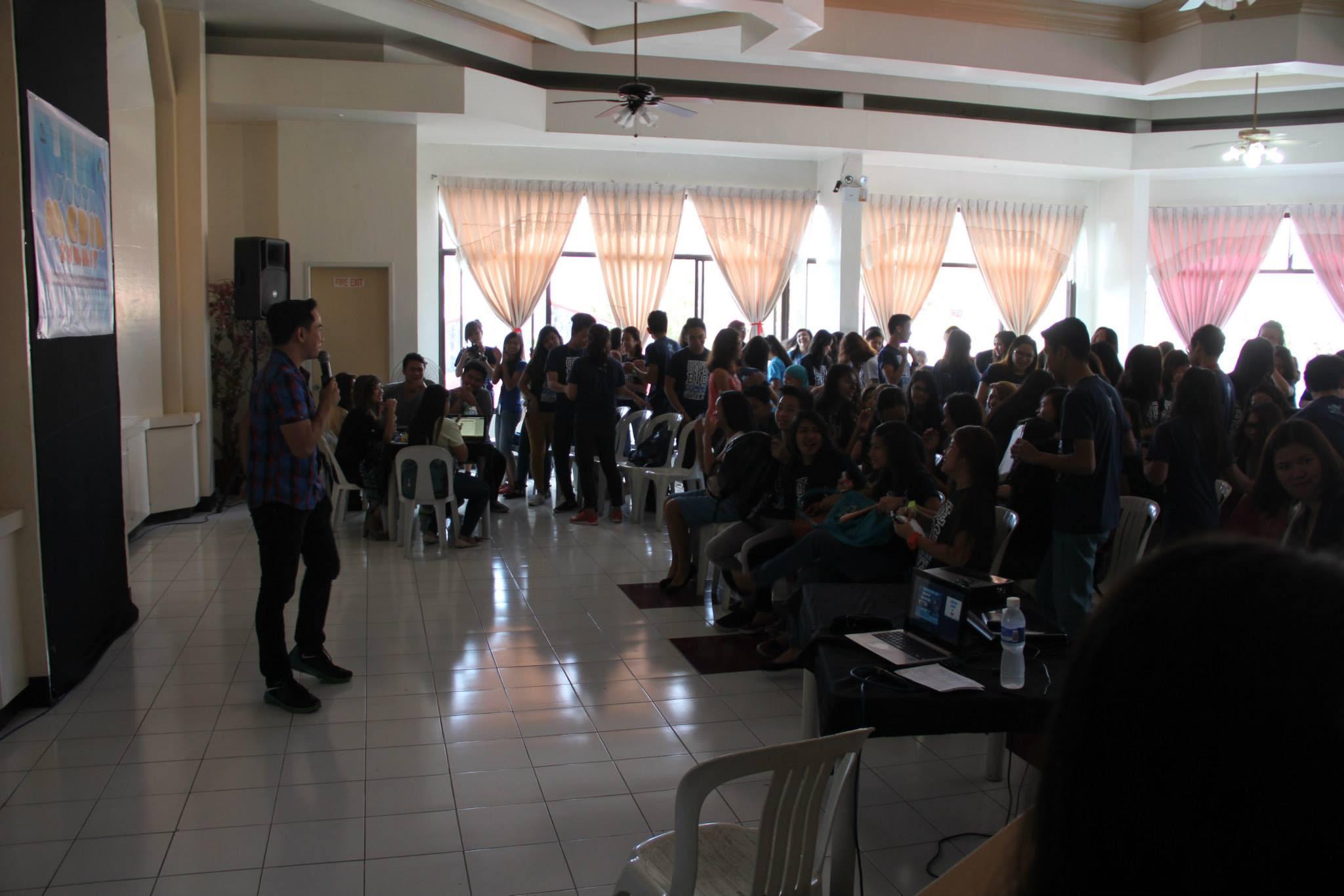 Youth Media Summit SLSU
