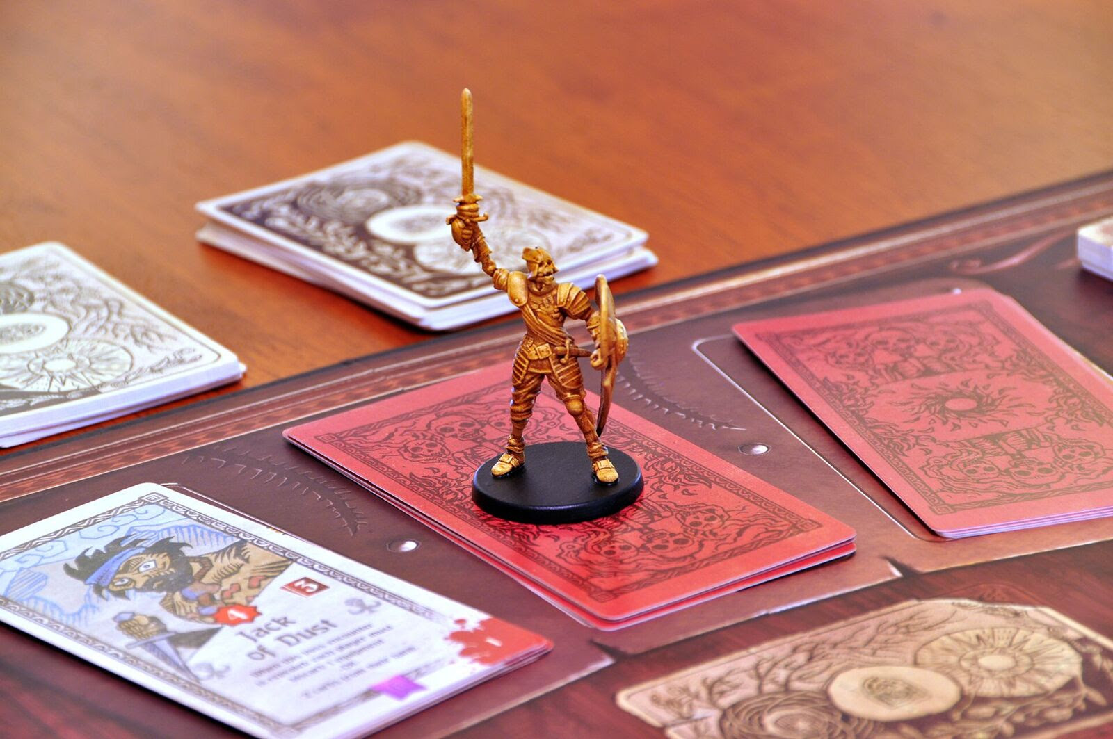 Hand of Fate Ordeals is bringing deck-building to adventure card games screenshot