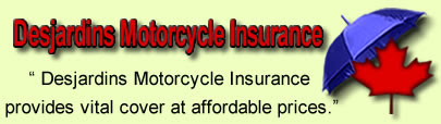 Desjardins Motorbike Insurance Desjardins Motorcycle Insurance Review