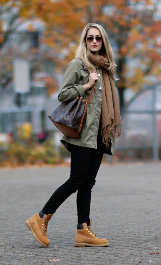 tips how to wear timberland boots in tune with the trends