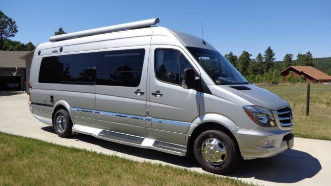 2016 Winnebago ERA 70C Mercedes Sprinter For Sale in Rapid ...