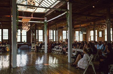 DIY Metropolitan Building Wedding: Lindsey   Trevor