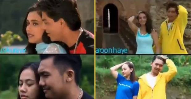 Three Indonesian Recreated 'Tum PaasAaye' And It Is Worth To Watch
