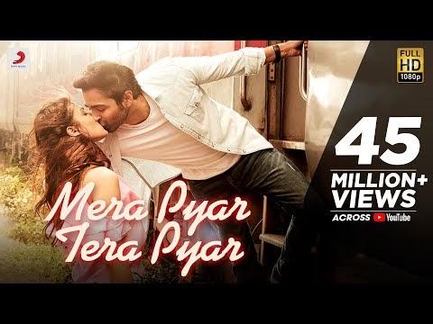 Arijit Singh - Mera Pyar Tera Pyar Lyrics | Jalebi - Upbollywood