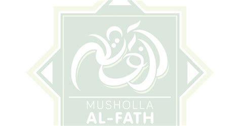 contoh desain kop surat musholla alfath firdaus cibarusah