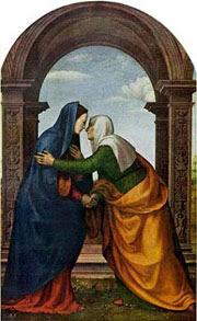 Visitación de la Virgen