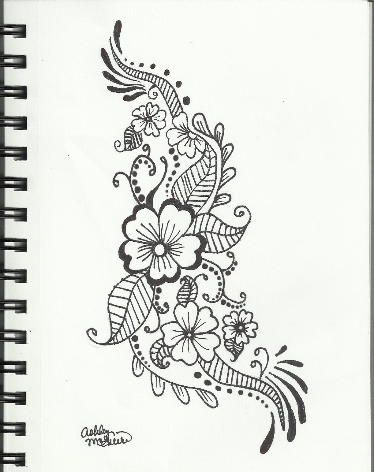 Drawings Of Designs Aprilmydearestco