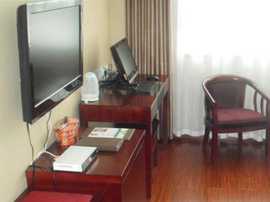 Review GreenTree Inn Heze Cao County Qinghe Road Business Hotel