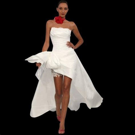 Unique Fun and Funky Wedding Dress by Cymbeline