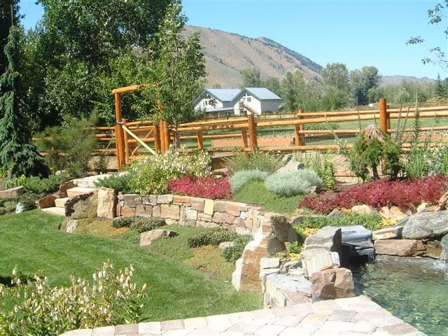 All Seasons Landscaping Serving Idaho Sun Valley To Twin Falls