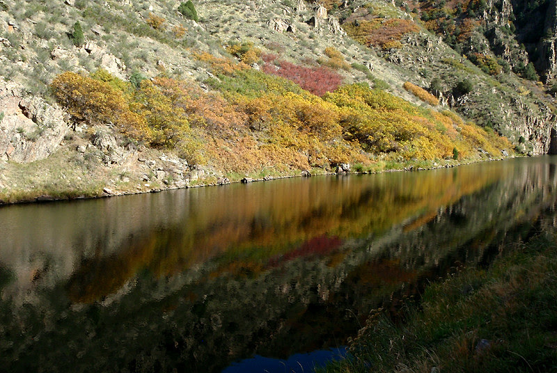 South Platte River, Waterton Canyon, Colorado