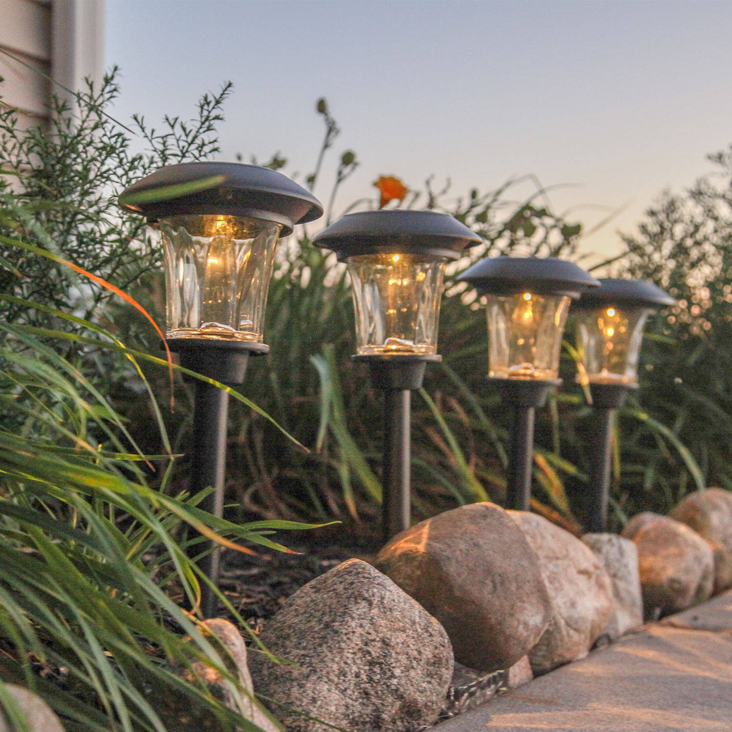 Amazon Com Solar Lights