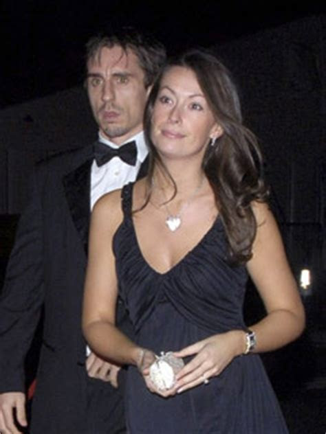 Gary Neville & Emma Hadfield marry at Manchester cathedral