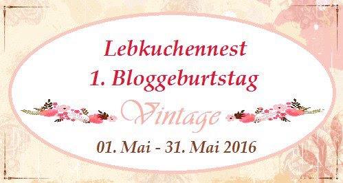 Vintage Blogevent | Lebkuchennest