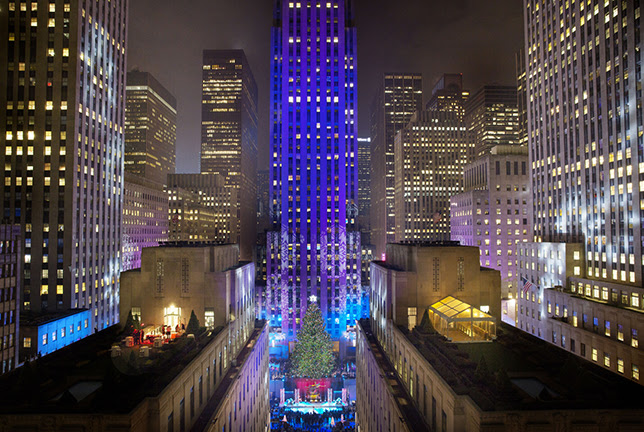 Your Ultimate Guide To Christmas In New York City Forbes Travel