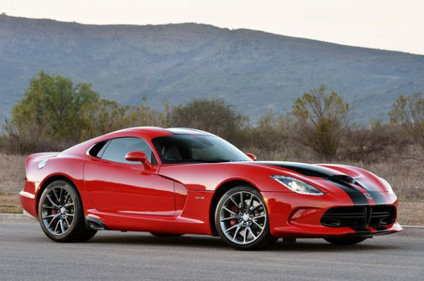 2015 Dodge Viper SRT Engine And Specifications