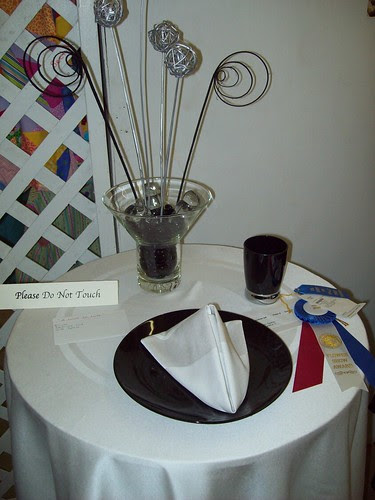 Erie County Fair: Dioramas and Place Settings IV