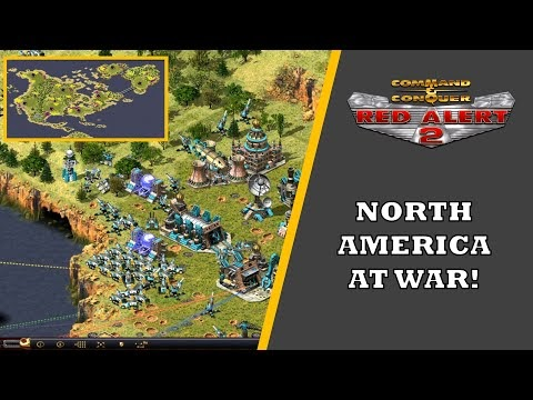Red Alert 2 - North American War