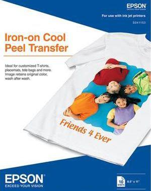 Epson Transfer Paper
