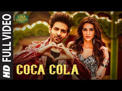 Luka Chuppi  COCA COLA Full Video Song