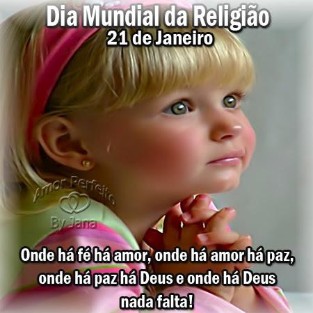 Dia Mundial da Religião Imagem 3