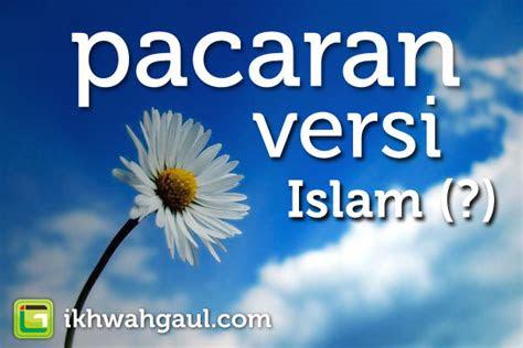 pacaran  islam rismansa