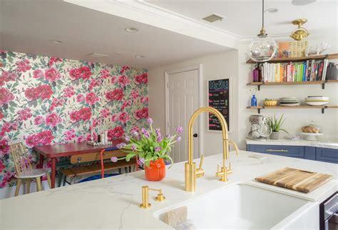 kitchen wallpaper inspiration  ideas house method