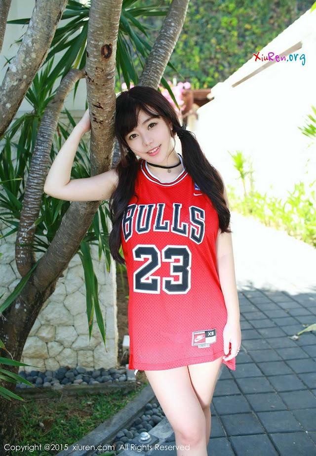 XiuRen N00415 刘飞儿Faye 66P