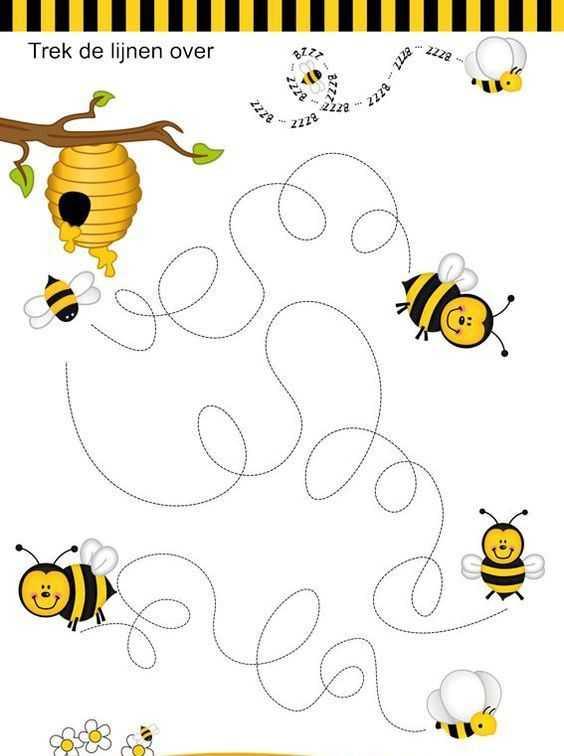 Arı Ve Arı Kovanı Sanat Etkinliği 41 Okul öncesi Etkinlik