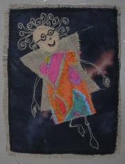 postcard: happy angel II :: gladengel II