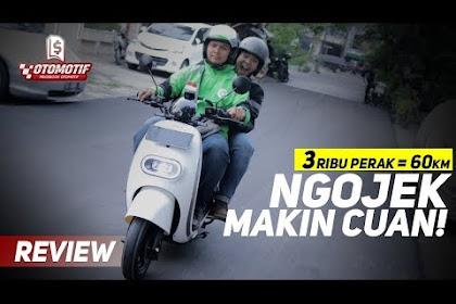 Review Viar New Q1, Motor Listrik Murah Teririt! Gesits, Honda Beat atau Yamaha Mio Kalah Irit!