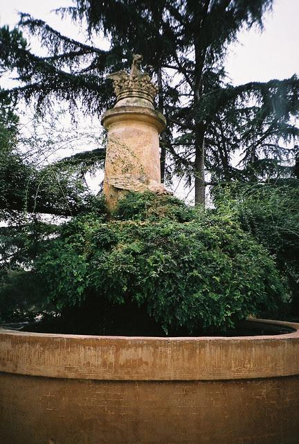 Parque del laberinto de Horta. Barcelona