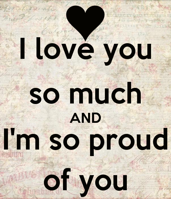 Quotes About Feeling Proud 38 Quotes