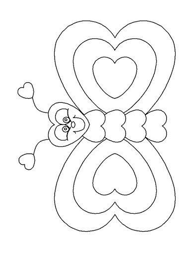 http://manualidadesconmishijas.blogspot.com.es/2012/11/mariposa-de-corazones.html
