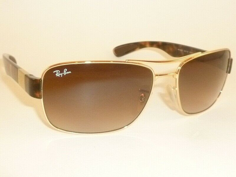 Ray Ban Gold Frames With Brown Lenses Heritage Malta