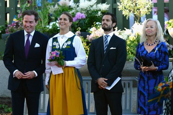 Prince Carl Philip - National Day Celebrations in Sweden