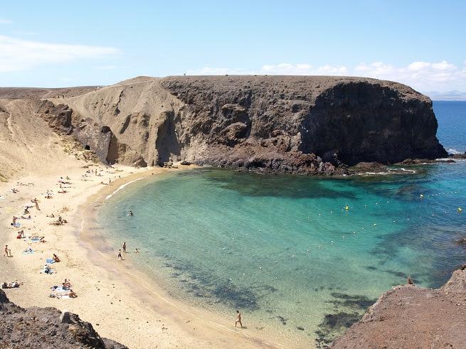 Playa Papagayo - Playa Blanca