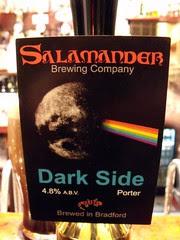Salamander, Dark Side, England