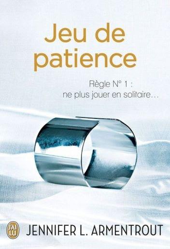 Couverture Jeu de patience, tome 1