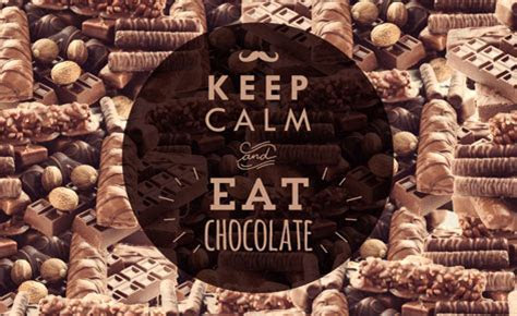 Never be guilty after eating Chocolate ever again !   ek plate