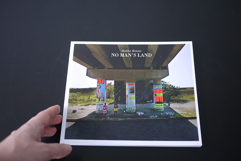 Henner, Mishka. No Man's Land I and II. PoD, 2011/12, 120 pages each.