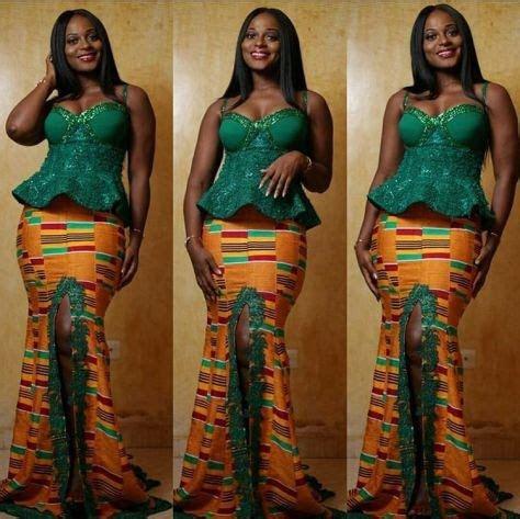 latest kente styles     trendy