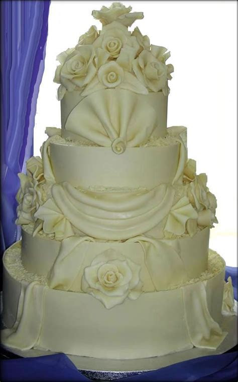 Top 25 ideas about celebrity wedding cakes on Pinterest