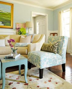 Design & Home Decor: 5 Ways to Use Slipper Chairs in Every Room of the House