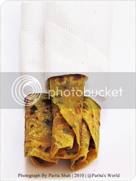 Gujarati,Fenugreek leaves,Indian Flatbreads,Methi Na Theplas