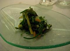 Bean & Apple Salad with Cider Vinaigrette