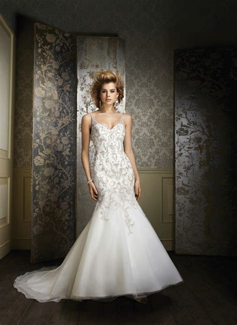 Alfred Angelo Sapphire Wedding Dresses   Style 883 [883
