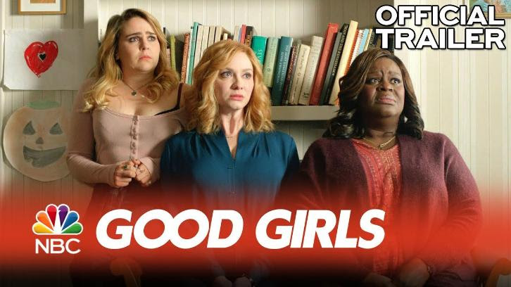 Resultado de imagem para Good Girls NBC posters