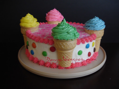 Ice Cream Cake - iDayz